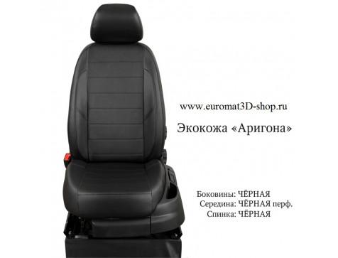 Авточехлы оригинальные из экокожи для сидений BMW 1 Ser кузов Е-87 № AVP-001006