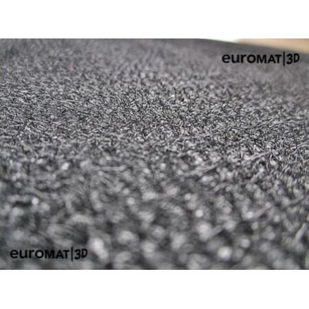 Текстильные 3D коврики Euromat в салон для SKODA Octavia A7 (2013-) № EM3D-004507